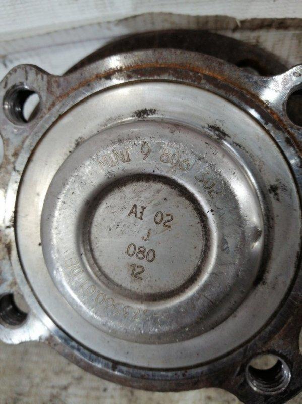 Ступица задняя Countryman 2013 R60 N18B16A
