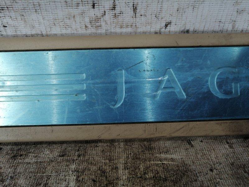 Накладка на порог правая jaguar XF cc9 AJ30