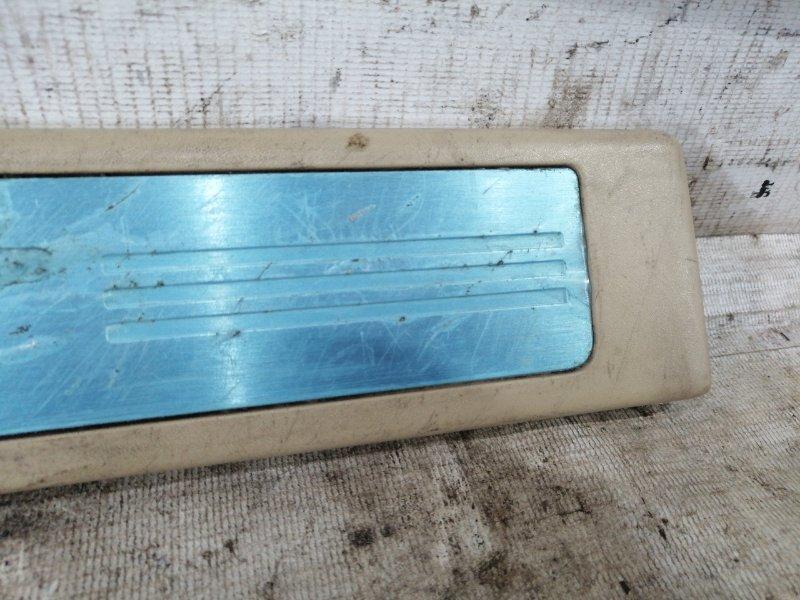Накладка на порог правая XF 2011 cc9 AJ30