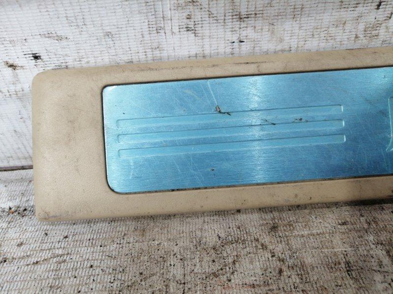 Накладка на порог левая XF 2011 cc9 AJ30