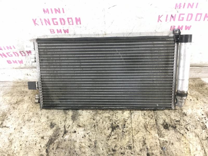 Радиатор кондиционера MINI Cooper R50 W10B16 64531490572 контрактная