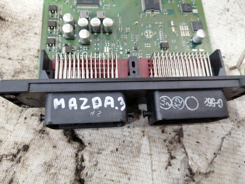 Блок управления двигателем 3 bl Z6