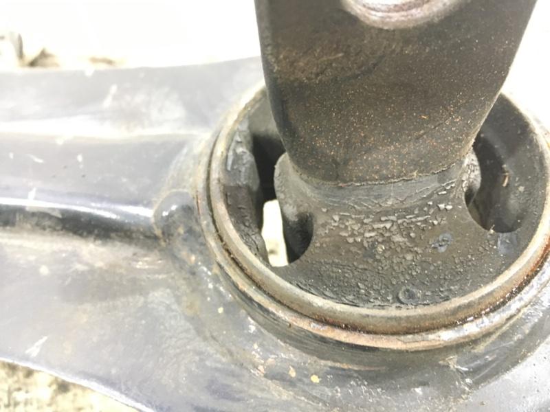 Рычаг продольный задний левый Mazda 3 bl Z6
