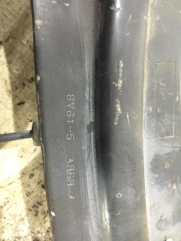 Рычаг продольный задний левый 3 2003-2010 bl Z6