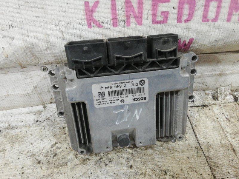 Блок управления двигателем MINI Cooper R56 7640004 контрактная