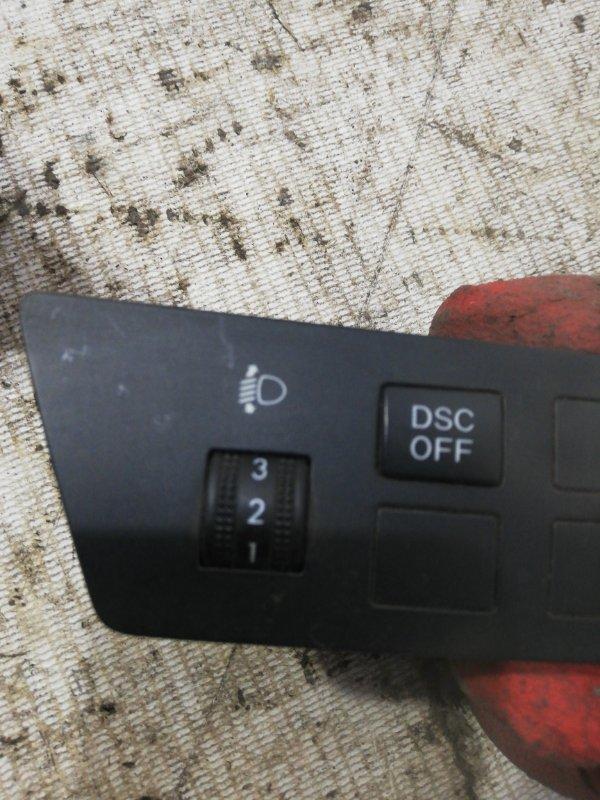 Кнопка корректора фар 3 bl