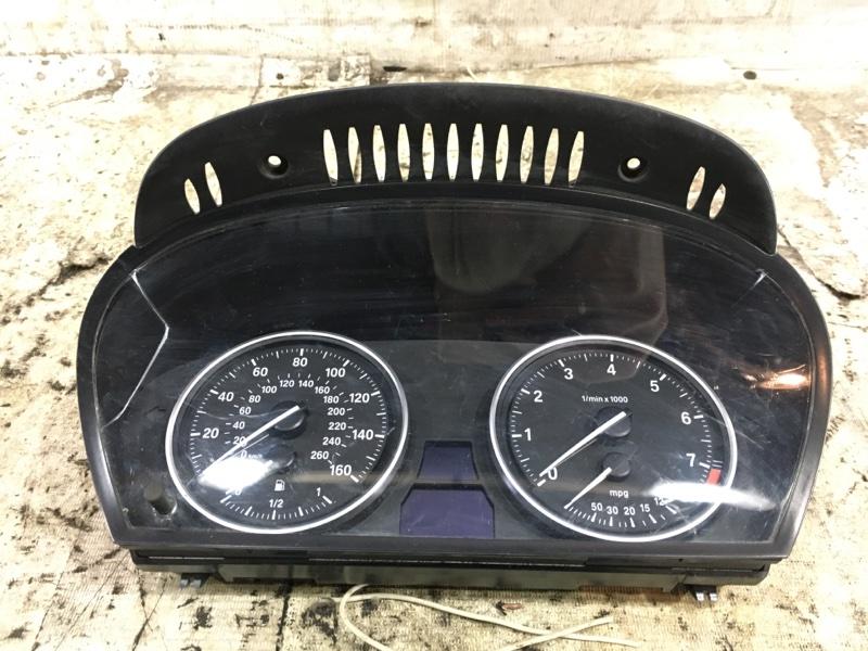 Панель приборов BMW 5-Series E60 62119153754 контрактная
