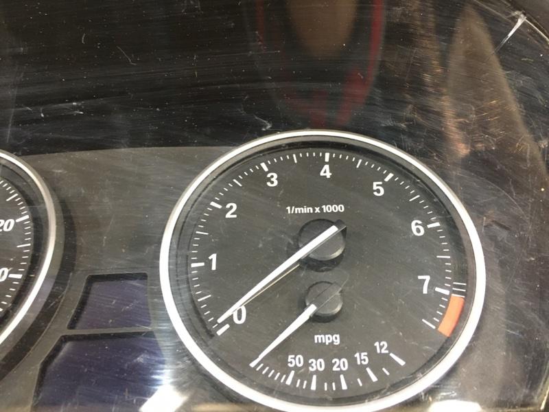 Панель приборов BMW 5-Series E60