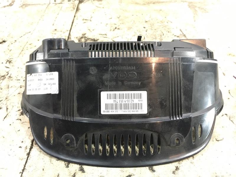 Панель приборов 5-Series E60