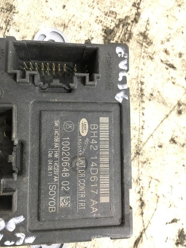Блок комфорта передний левый XF 2011 cc9 AJ30