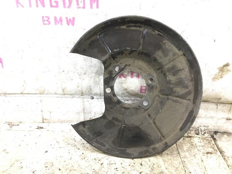 Защитный кожух тормозного диска задний левый Volvo S60 2011 Y20 B4164T 33643009004 контрактная