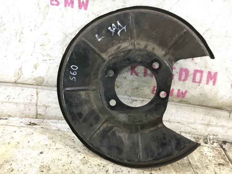 Защитный кожух тормозного диска задний левый S60 2011 Y20 B4164T