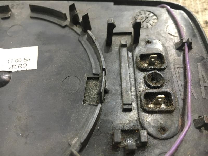 Зеркальный элемент правый 7-Series E65 N65
