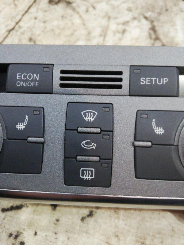 Блок управления климат-контролем AUDI A6 C6 BDW