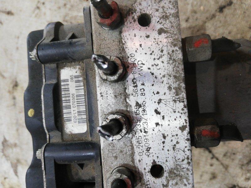 Блок abs sx4 2007 yb41s J20A