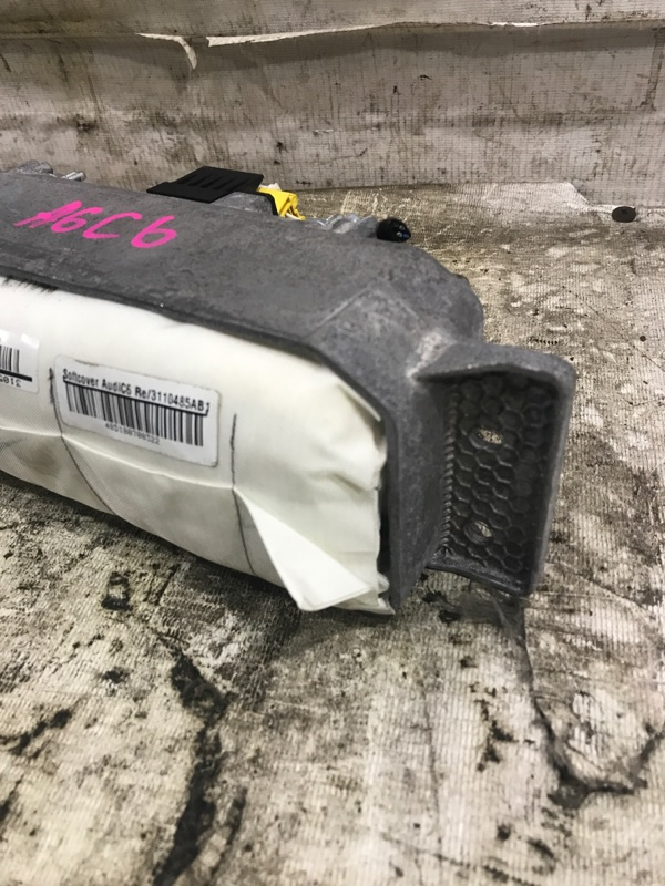 Подушка безопасности AUDI A6 C6 BDW