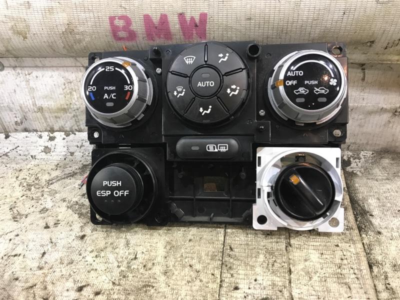 Панель управления кондиционером Suzuki Grand Vitara 2006 JT J20A 3951066j53 контрактная