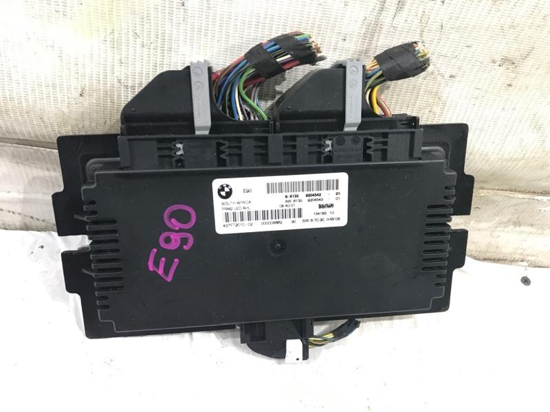 Блок света frm BMW 3-Series 2009 E90LCI N52B25A 61359204542 контрактная