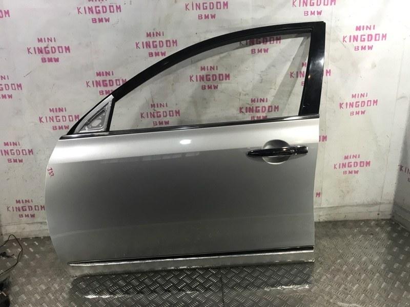 Дверь передняя левая Nissan Teana 2012 J32 VQ25DE H010AJN2MA контрактная