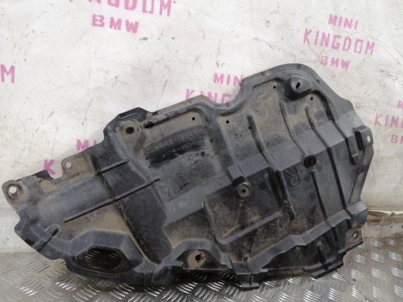 Защита двигателя правая Camry 2011 acv40 2AZ-FE