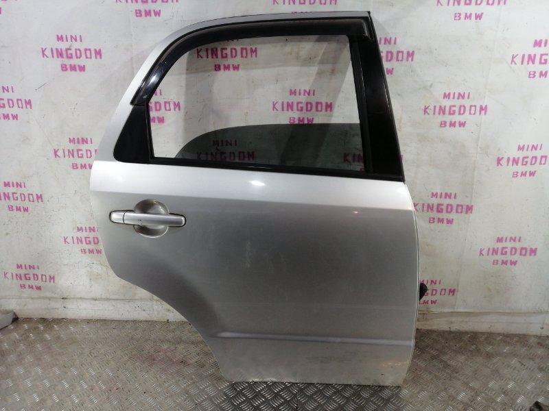 Дверь задняя правая Suzuki sx4 2007 yb41s J20A 6800380810 контрактная