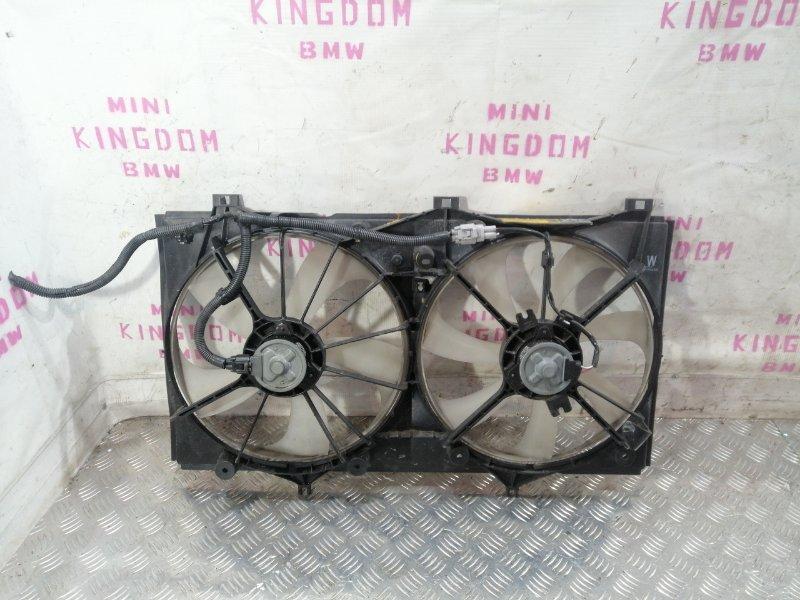 Вентилятор радиатора Toyota Camry 2011 acv40 2AZ-FE 163630H110 контрактная