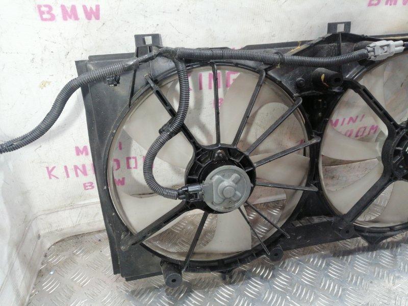 Вентилятор радиатора Toyota Camry acv40 2AZ-FE