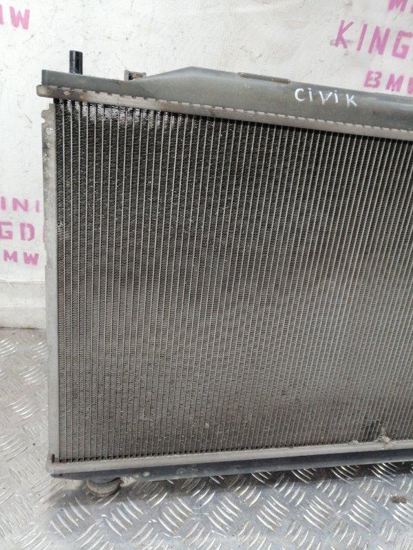 Радиатор двигателя Civic 8 (fd1)