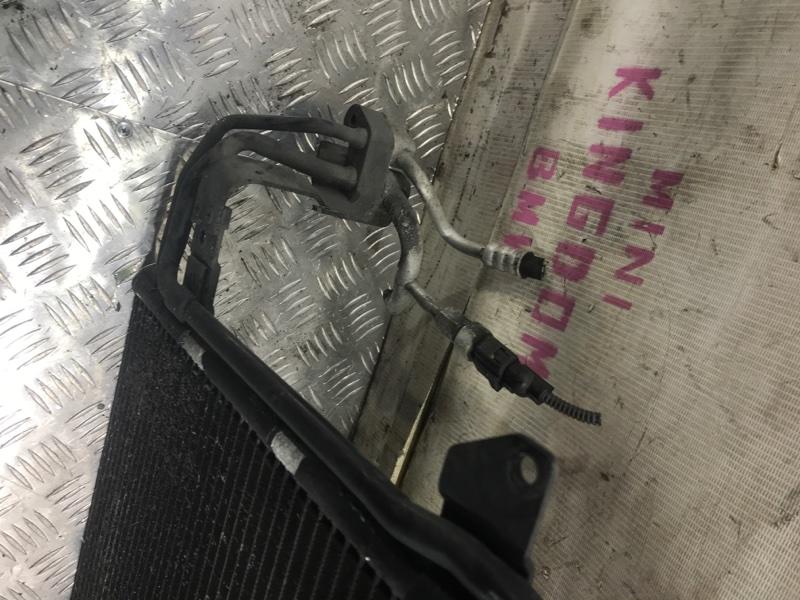Радиатор кондиционера Jetta 5