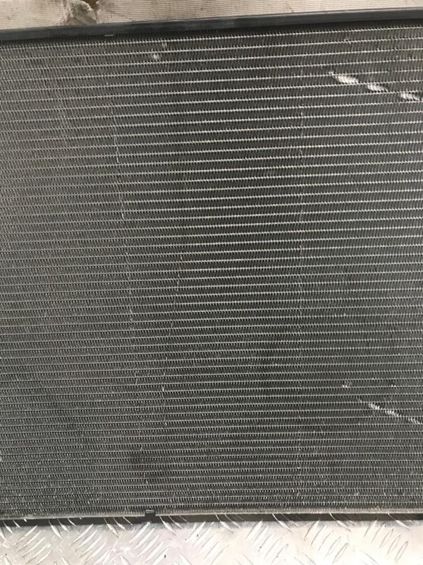 Радиатор охлаждения Jetta 5
