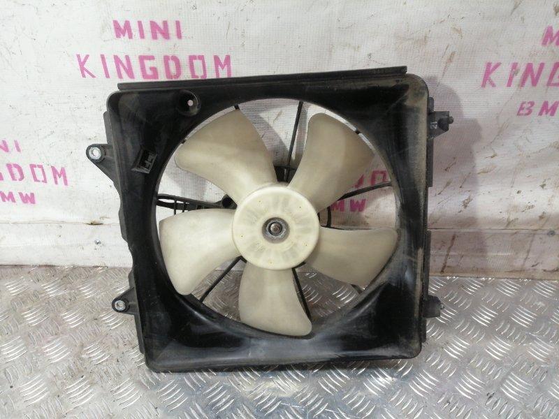 Вентилятор радиатора левый Honda Civic 8 (fd1) 19020RCJA01 контрактная