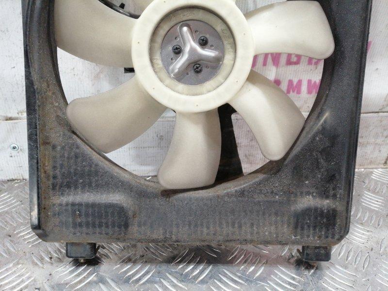 Вентилятор радиатора правый Civic 8 (fd1)