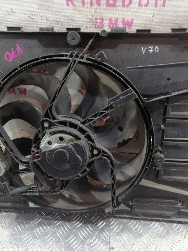 Вентилятор радиатора Volvo V70 3 2.5
