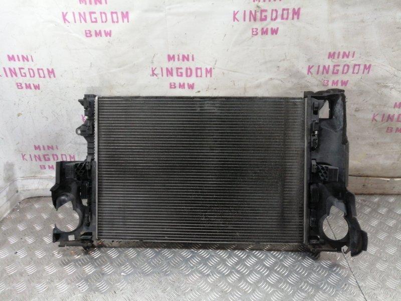 Радиатор двигателя Volvo V70 2008 3 2.5 31261105 контрактная