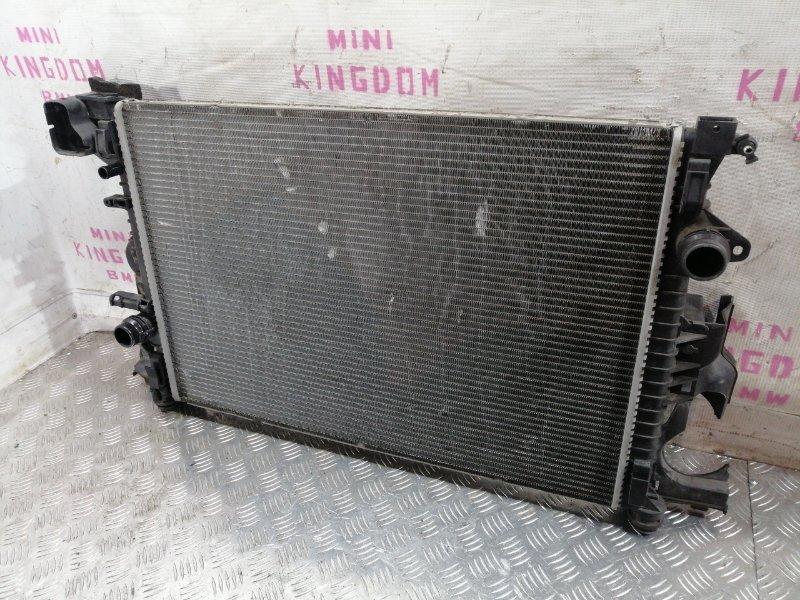 Радиатор двигателя V70 2008 3 2.5