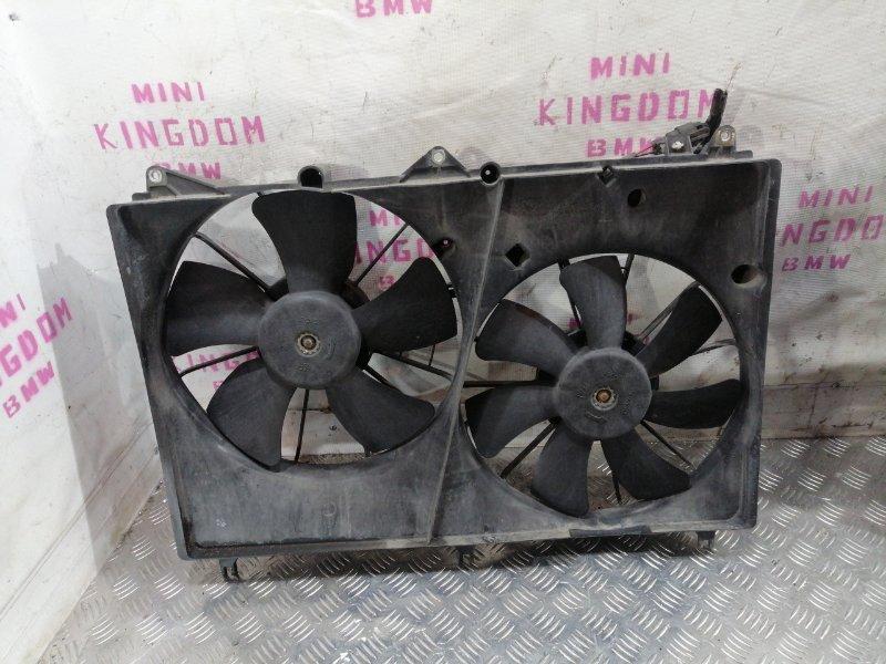 Вентилятор радиатора Grand Vitara 2006 JT J20A