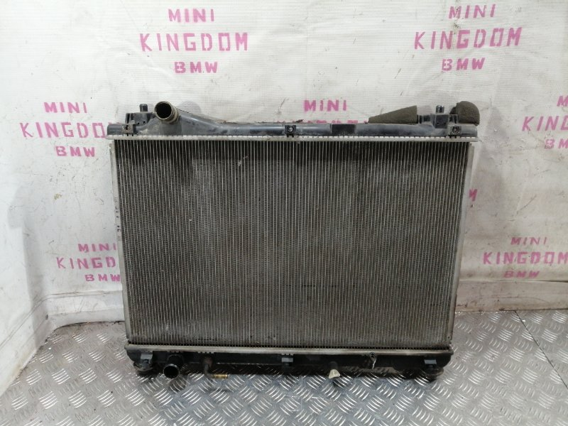 Радиатор двигателя Grand Vitara 2006 JT J20A