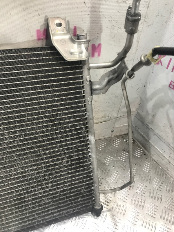 Радиатор кондиционера CX-7