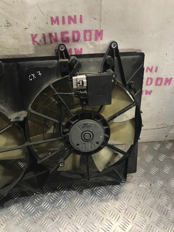 Вентилятор CX-7