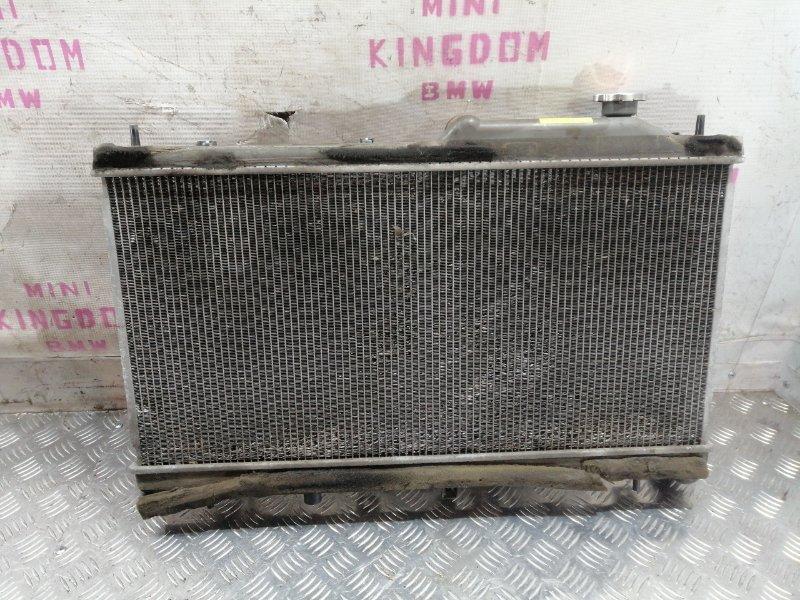 Радиатор двигателя Subaru Legacy V 45119AJ030 контрактная