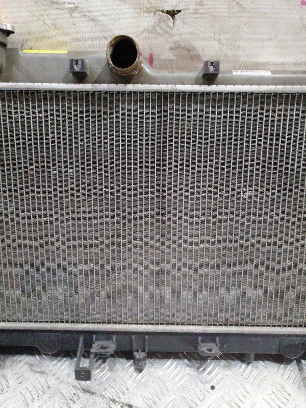 Радиатор двигателя Legacy V