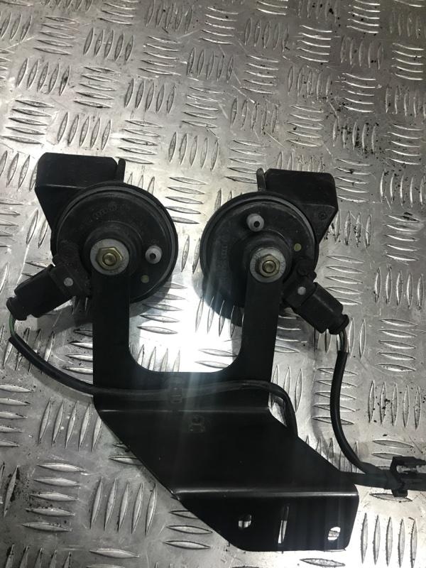 Сигнал звуковой AUDI A6 C6 BDW