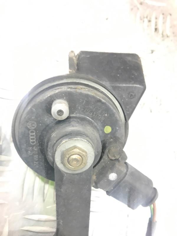 Сигнал звуковой A6 2005 C6 BDW