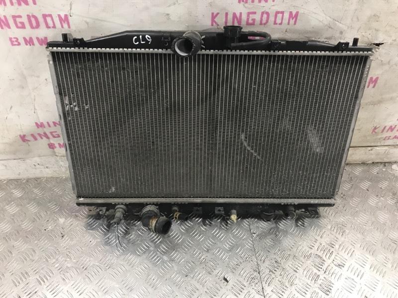 Радиатор охлаждения Honda Accord 7 (cl9) 19010RBBE01 контрактная