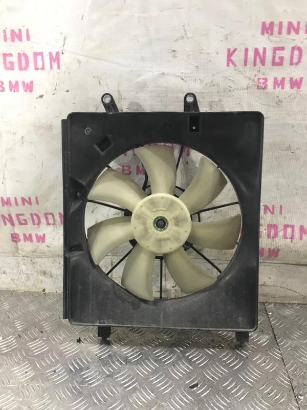 Вентилятор Honda Accord 7 (cl9) 38615RBB004 контрактная