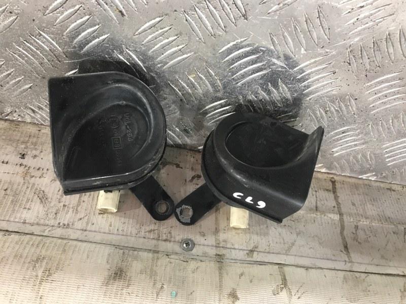 Сигнал звуковой Honda Accord 7 (cl9) 38150SDBA02 контрактная