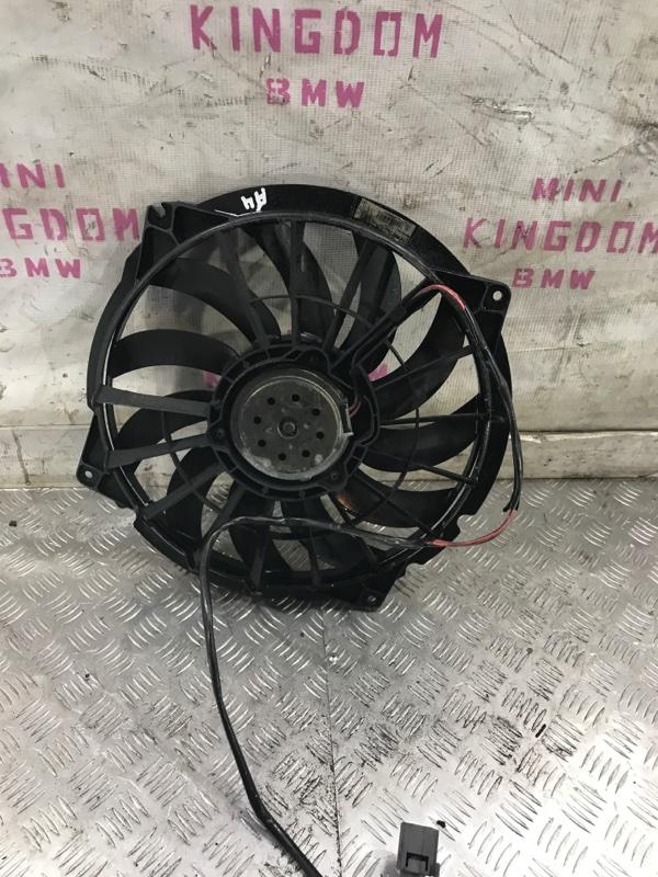 Вентилятор левый S4 2005 B7 BBK