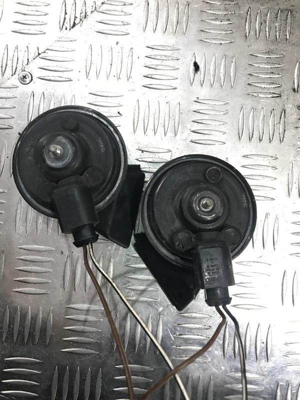 Сигнал звуковой AUDI S4 B7 BBK