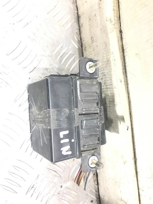 Блок предохранителей Lincoln Navigator 2005 2 (U228) 5.4 5298588 контрактная