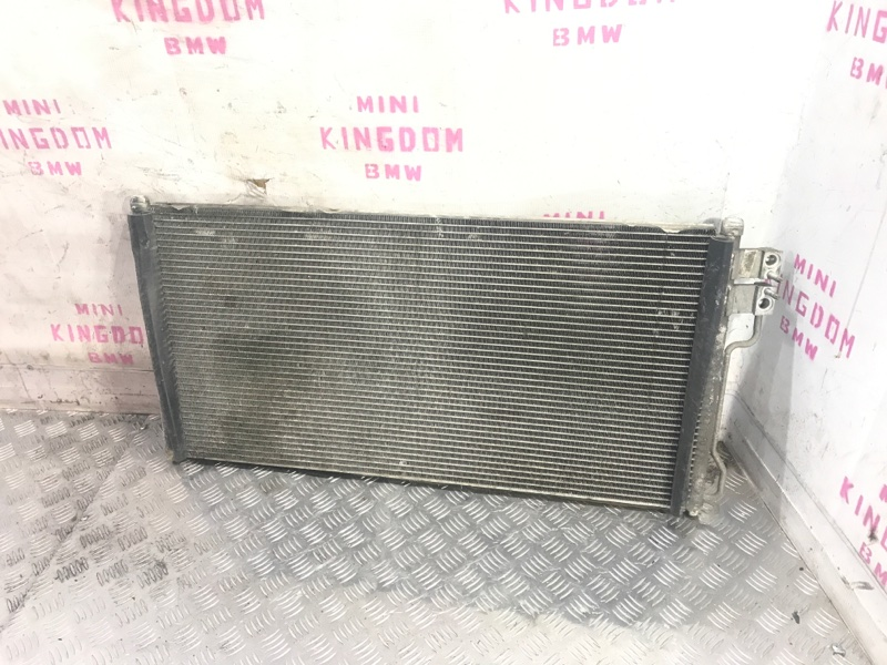 Радиатор кондиционера Lincoln Navigator 2005 2 (U228) 5.4 6L1Z19712AA контрактная